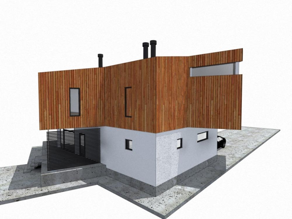 дом 12 х 16 под ключ