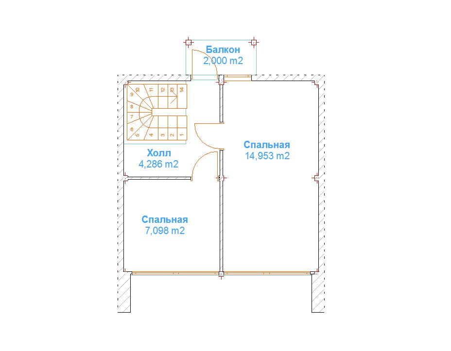 каркасные дачные дома
