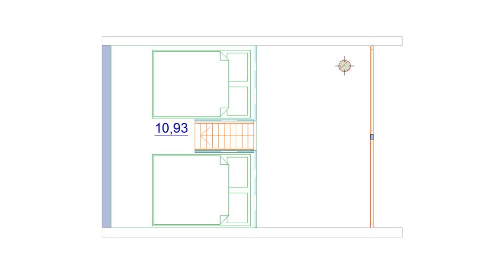 компактный каркасный дом 6 х 4
